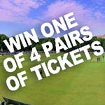 Win Tickets As The Chesterfield Festival Of Cricket Returns