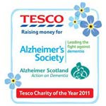 Staveley MWFC host a game for Tesco Alzheimers Charity