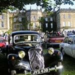 Local Charities To Benefit From Renishaw Hall Classic Car & Bike Show