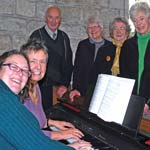 Piano Memorial To Ashover Music Festivals