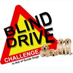 Volunteers Required To Drive With Eyes Wide Shut!