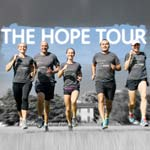 12 Marathons In 12 Days - The HOPE Tour Comes To Town