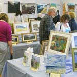 Chesterfield Art Club Exhibition
