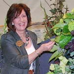 Gold Awards For Ashover Flower Arrangers