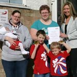 Brampton Manor Prize Draw Winner Terri 'Overwhelmed'
