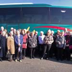 Inner Wheel Club Of Chesterfield Bus Trip To London