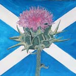 Chesterfield and District Caledonian Association's St Andrew's Day Celebration