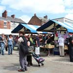 Young Traders To Take Over Chesterfield Market