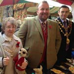 Chesterfield Market Goes Back In Time!