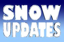 Snows Back! Closures and Delays To Schools, Services And Transport...