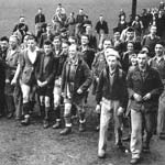 This Year marks the 80th anniversary celebrations for the 1932 Kinder Scout 'mass trespass' in which 5 ramblers were jailed and a new, updated book on the protest is being published.