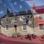 Burgers For Independence Day At The Devonshire Arms