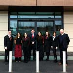 Students From Spain complete their 3rd year of International Hotel Management at the CASA hotel
