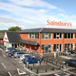 Shopping Made Easier at newly refurbished  Chesterfield Sainsbury's Store