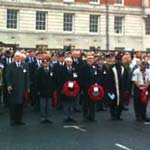 90 years on - Chesterfield Town remembers