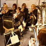 Brass Band At Hollingwood Hub