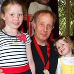 Father's Win Gold At Ashover