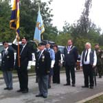 Staveley Armed Forces Day Flies The Flag For The Services