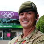 Chesterfield Soldiers Protect Olympics