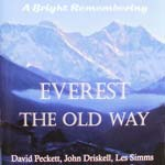 Book Signing - Everest The Old Way