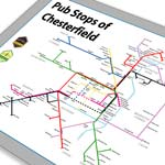 Going Underground! Chesterfield Pubs By Tube