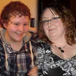 Weight Loss A Family Affair For Chesterfield Mum & Son