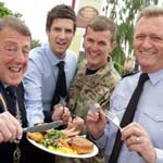 Armed Forces Get Free 'Crown' On Armed Forces Day