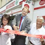 Official Opening For New Look Whittington Moor Post Office
