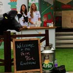 'Farm To Fork' Roadshow Hits Tesco Extra