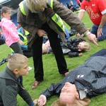 First Aiders Break World Record At The Proact