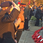 Chesterfield's Remembrance Sunday