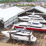 Local Specialists Team Up For International Refit Business