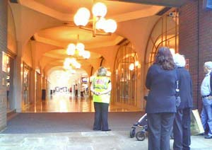 Pavements Shopping Centre Evacuated This Morning