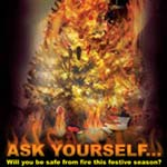 Derbyshire Fireservice - Keep Safe This Christmas