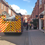 Suspected Fire Prompts Action To Seal Off Vicar Lane