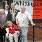 Improved Access For Patients At New Whittington Medical Centre