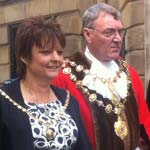 It's Been A Privilege -  His Worship The Mayor of Chesterfield, Cllr Donald Parsons Leaves Office