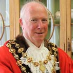 His Worship the Mayor of Chesterfield, Cllr Peter Barr
