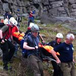 Busiest May In Edale Mountain Rescue Teams History...