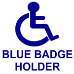 Crackdown On Blue Badge Misuses Continues Countywide