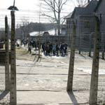 Local MPs And Students Visit Former Nazi Death Camps