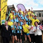Grand Finale For Derbyshire Baton Challengers