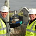 Natascha Engel MP Visit Marks A Milestone At The Avenue Coking Works