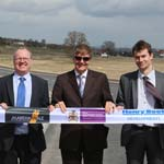 Road Opening To Create Jobs
