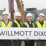 Six Apprentices Benefit From Derbyshire Retirement Homes Regeneration