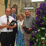 Chesterfield In Bloom - The (Gardening) Gloves Are Off!