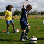 Everyone Piches In To Make 'Festival Of Football' A Success
