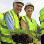 Work Begins On New Queen's Park Sports Centre