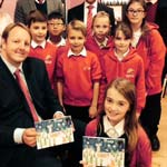 Winner Announced In MP's Christmas Card Design Competition