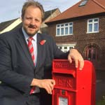 Chesterfield MP Toby Perkins 'Boxes' Clever